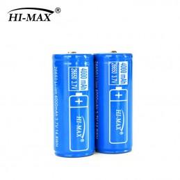 Hi-Max Battery 26650
