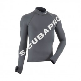GO BIG RASH GUARD, LONG SLEEVE