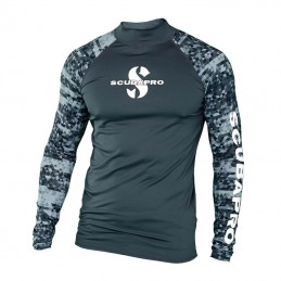 UPF 50 Rash Guard, Long Sleeve