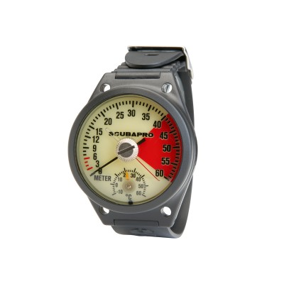 Depth Gauge w/Armstrap, Metric