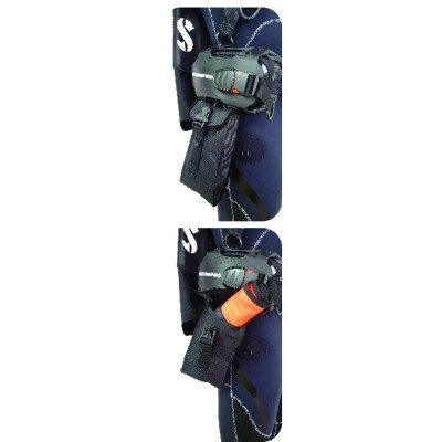 HYDROS PRO Ninja Pocket, Black