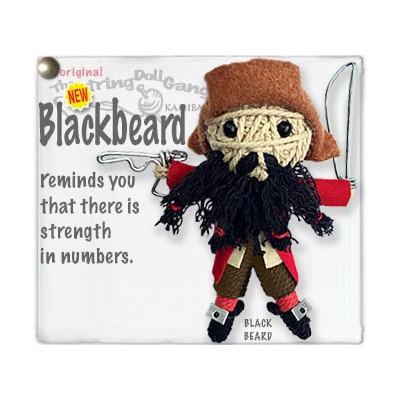 Black Beard Key Chain