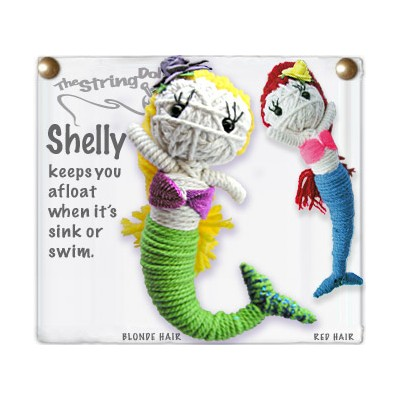 Shelly Key Chain