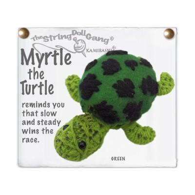 Myrtle The Turtle سلسلة مفاتيح