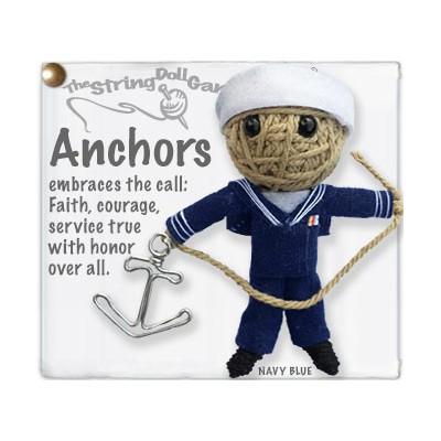 Anchors Key Chain