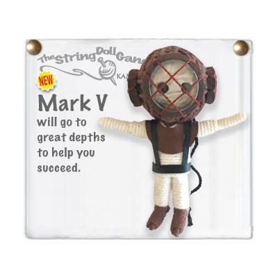 Mark V- Deep sea Diver Key...