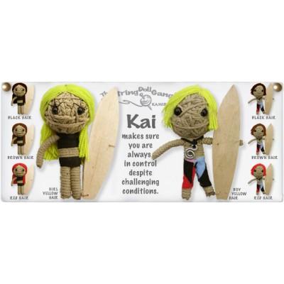 Kai Girl Key Chain