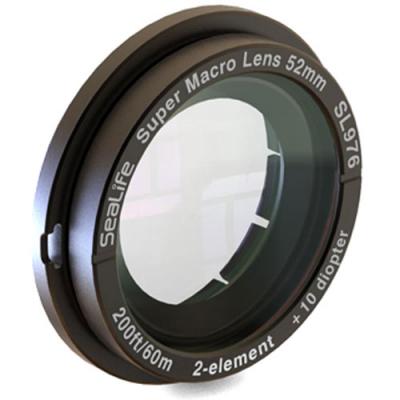 SeaLife Super Macro Lens...