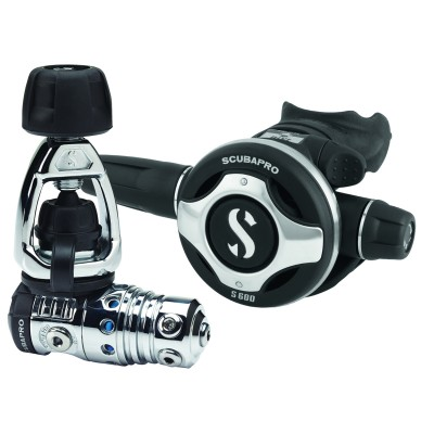 MK25 EVO/S600 DIVE REGULATOR SYSTEM